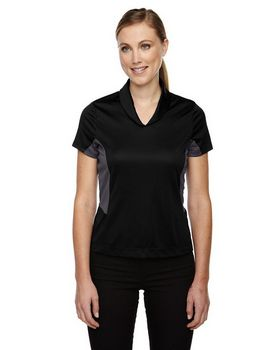 North End 78683 Rotate Ladies Polo