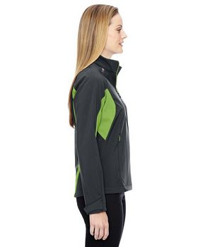 North End Sport Red 78693 Excursion Ladies Jacket