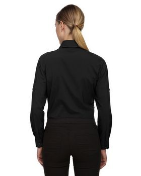 North End 78804 Rejuvenate Ladies Shirt