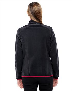 North End 78811 Ladies Polartec Fleece Jacket
