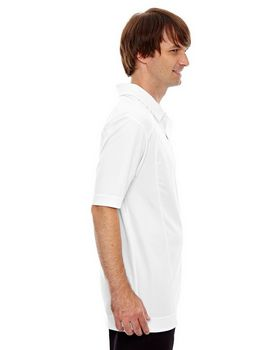 North End 88632 Mens Pique Polo