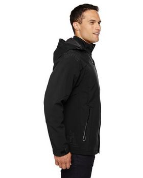 North End Sport Red 88665 Axis Mens Jacket
