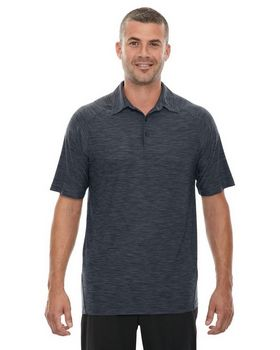 North End 88668 Barcode Mens Polo