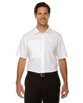 North End 88675 Charge Mens Shirt