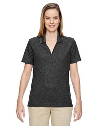 North End 75121 Ladies Waffle Polo