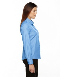 North End 77040 Echelon Ladies Taped Shirt
