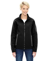 North End 78060 Ladies Soft Shell Technical Jacket