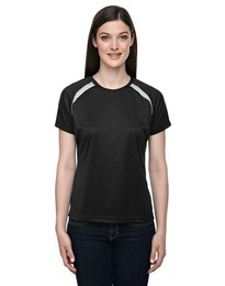 North End 78068 Ladies Athletic Crew Neck