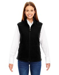 North End 78173 Voyage Ladies Fleece Vest