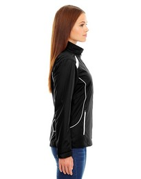 North End 78188 Tempo Ladies Polyester Jacket