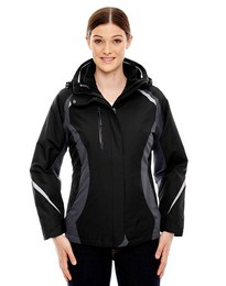 North End 78195 Height Ladies 3 In 1 Jacket