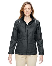 North End 78200 Sustain Ladies Dobby Jacket