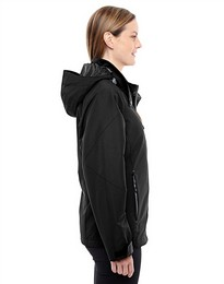 North End 78226 Ladies Interactive Shell Jacket