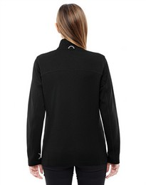 North End 78229 Ladies Torrent Textured Performance Jacket