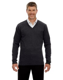North End 81010 Merton Mens V Neck Sweater