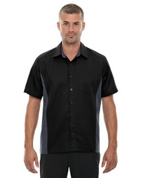 North End 87042T Fuse Mens Twill Shirts