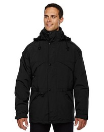 North End 88007 Mens 3-In-1 Techno Series Parka
