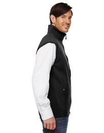 North End 88127 Mens Soft Shell Performance Vest