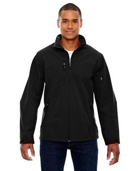North End 88156 Compass Mens Soft Shell Jacket