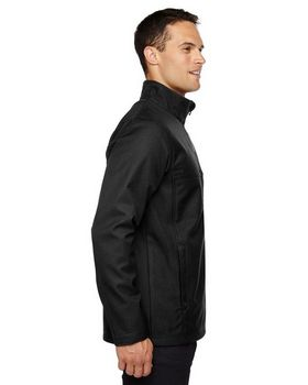 North End 88171 Mens Textured City Jacket