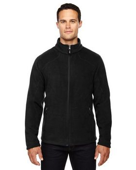 North End 88172T Voyage Mens Tall Fleece Jacket