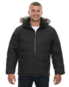 North End 88179 Boreal Mens Down Jacket