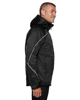North End 88196 Angle Mens 3-In-1 Jacket