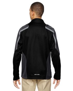 North End 88201 Strike Mens Fleece Jacket