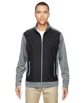 North End 88202 Victory Mens Hybrid Jacket