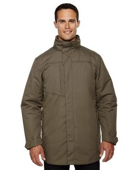 North End 88210 Promote Mens Insulated Car Jacket