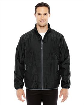 North End 88231 Mens Resolve Insulated Packable Jacket