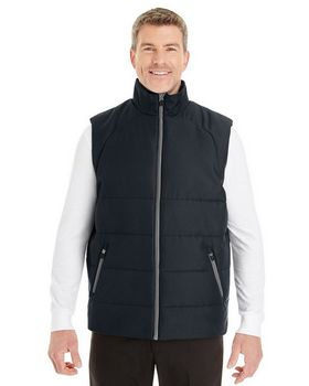 North End NE702 Mens Engage Interactive Insulated Vest