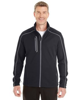 North End NE703 Mens Performance Fleece Jacket