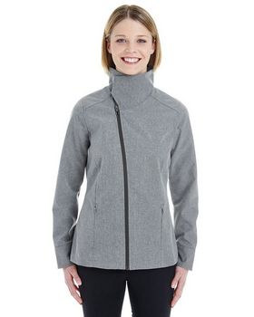 North End NE705W Ladies Edge Soft Shell Jacket