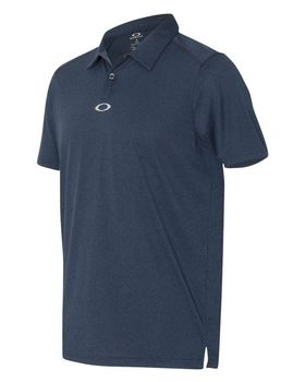 Oakley Logo Embroidered Roman Sport Shirt