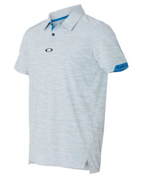 Oakley Logo Embroidered Gravity Sport Shirt