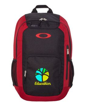 Oakley Logo Embroidered Enduro 22L Backpack
