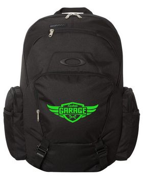 Oakley Logo Embroidered Blade Backpack