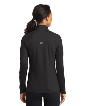 Ogio Endurance Custom Logo Embroidered Radius Full-Zip
