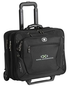 Ogio 411041 Traverse Wheeled Briefcase