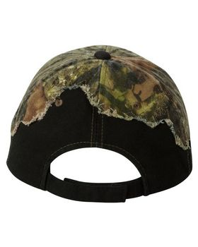 Outdoor Cap BSH600 Frayed Camo Cap