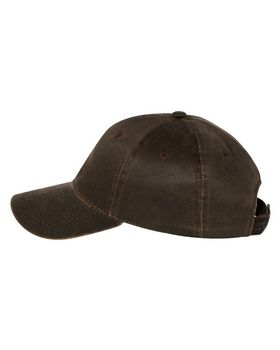 Outdoor Cap HPD605 Weathered Twill Cap