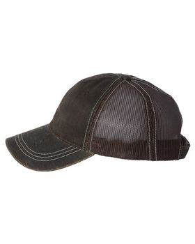 Outdoor Cap HPD610M Weathered Mesh Back Cap