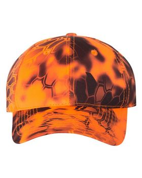 Outdoor Cap PFC100 Platinum Series Performance Camo Cap