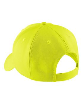 Port Authority C806 Solid Safety Cap