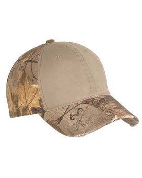 Port Authority C807 Camo Cap