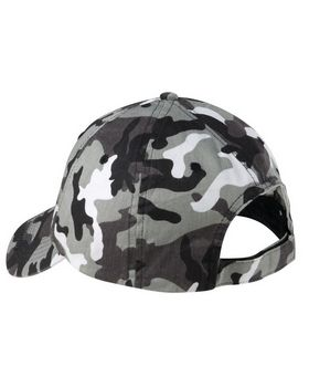 Port Authority C851 Camouflage Cap