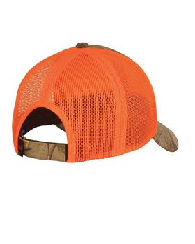 Port Authority C930 Structured Back Cap