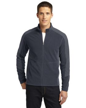 Port Authority F230 Colorblock Microfleece Jacket