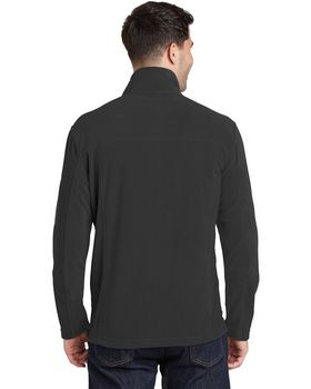 Port Authority F233 Summit Fleece Full-Zip Jacket